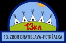 13. zbor Bratislava – Petržalka